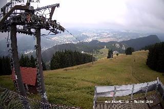 Webcam Malinô Brdo, Ružomberok, Sedačka