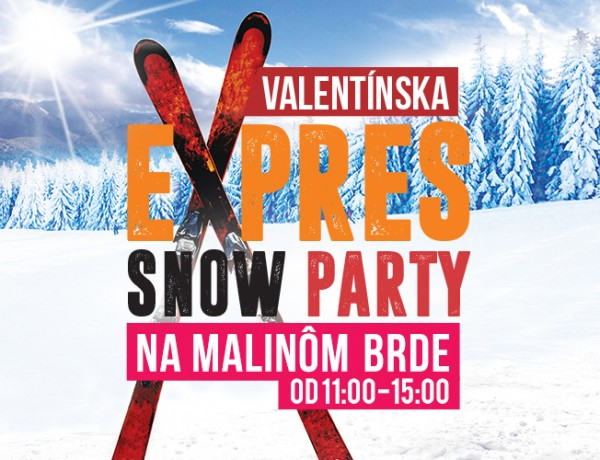 13.02.2016 The biggest party on the snow!